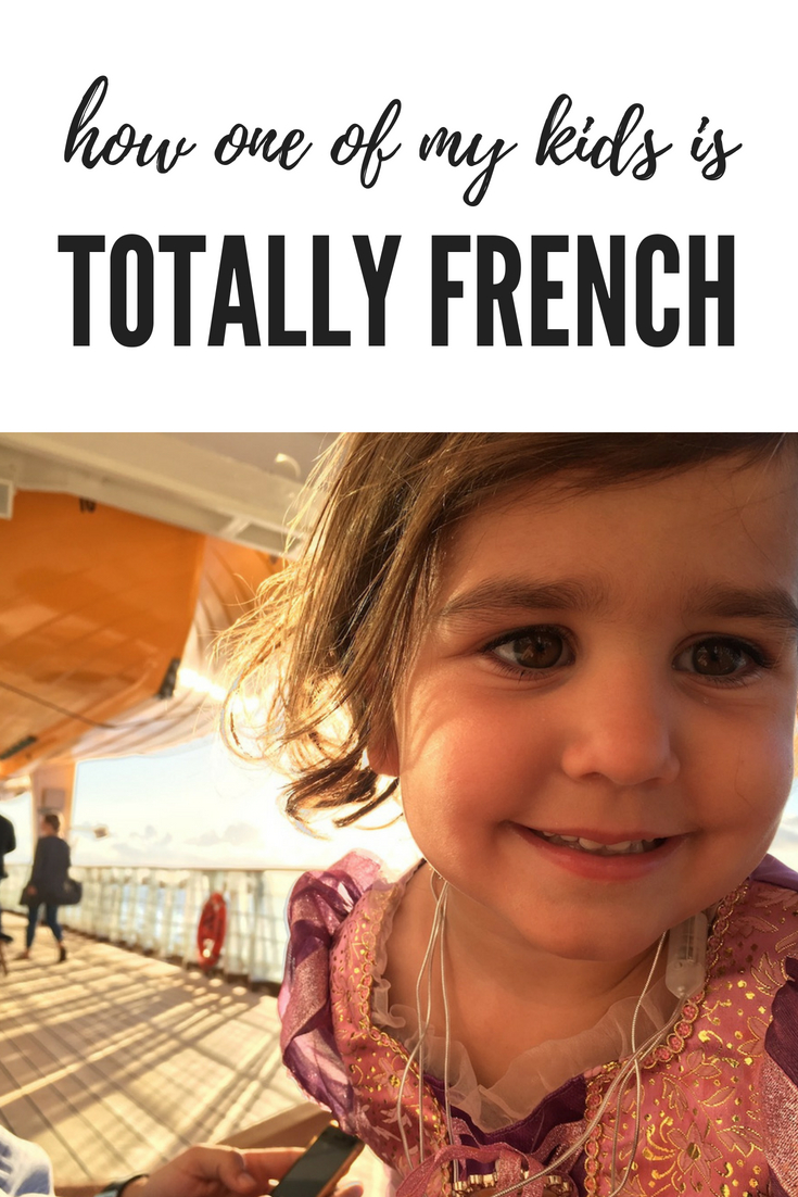 How one of my kids is totally French. Anyone else dealing with multi cultural children? Or third culture kids? This is our story!