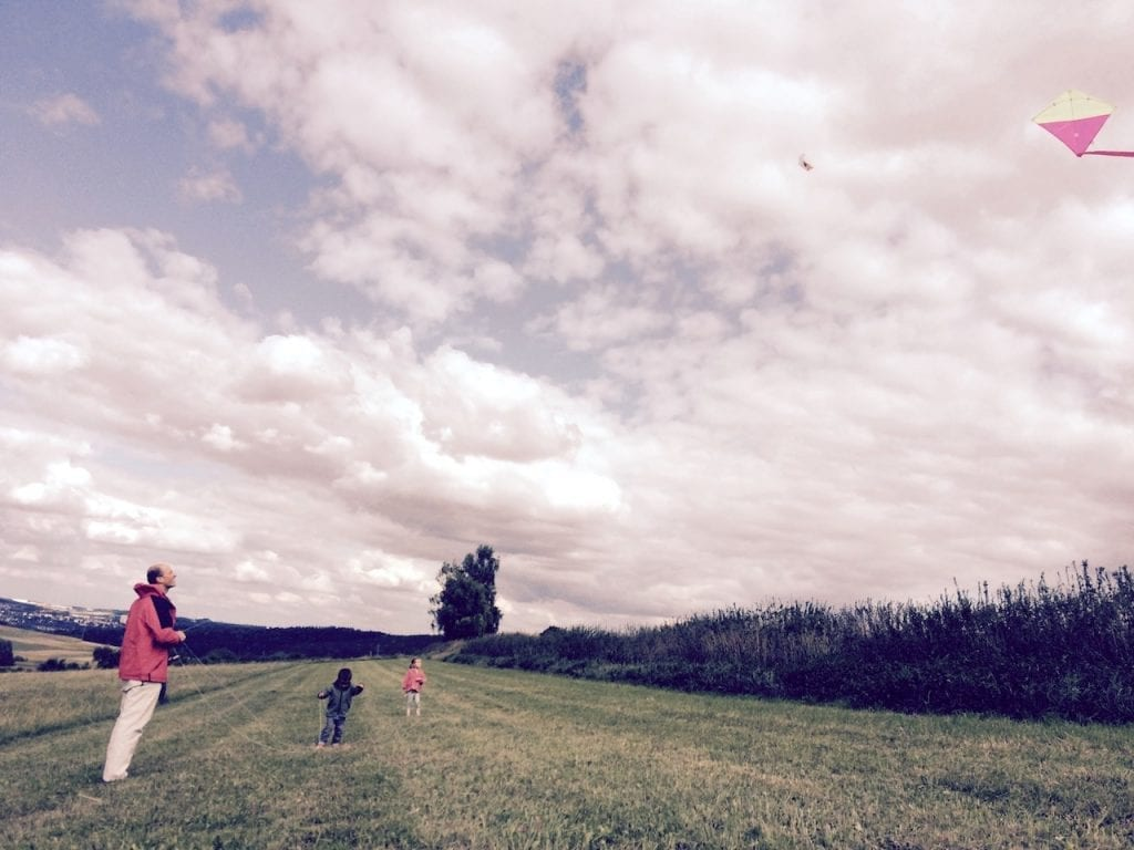Kite Flyings