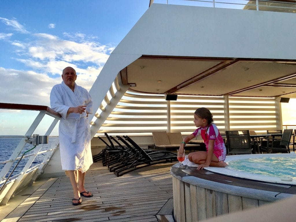 Multigenerational Cruising