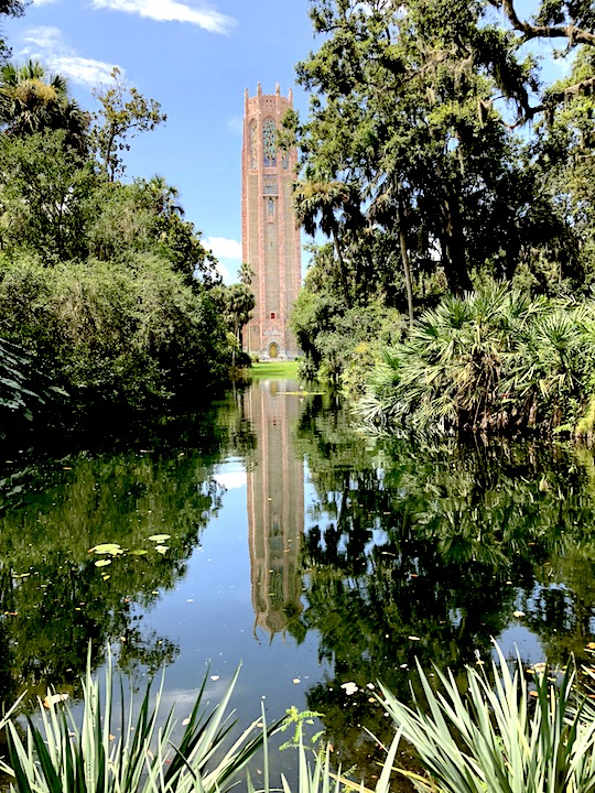 Reflecting Bok Tower