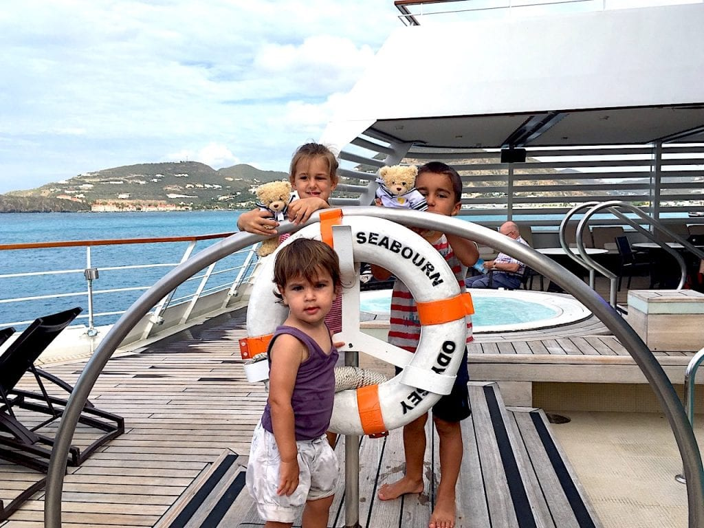 Seabourn with Kids