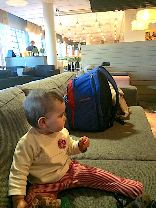 SelectPass Airport Lounges makes traveling so much more enjoyable for the entire family