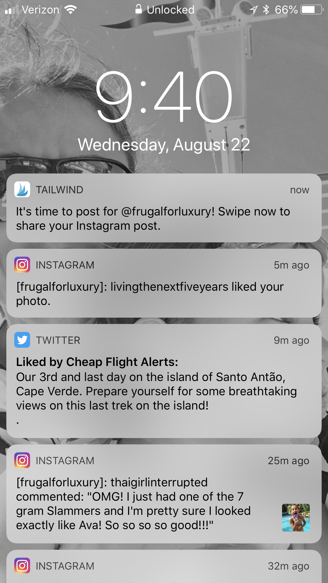 Tailwind Notification Reminders #Instagram #Tailwind #InstagramGrowth #BloggingTips