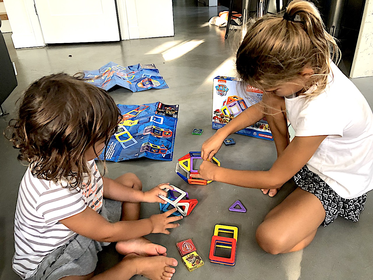 Paw Patrol Magformers - Best STEM toy for children of all ages #Magformers #STEM #STEMToys #BestToy #AwardWinning