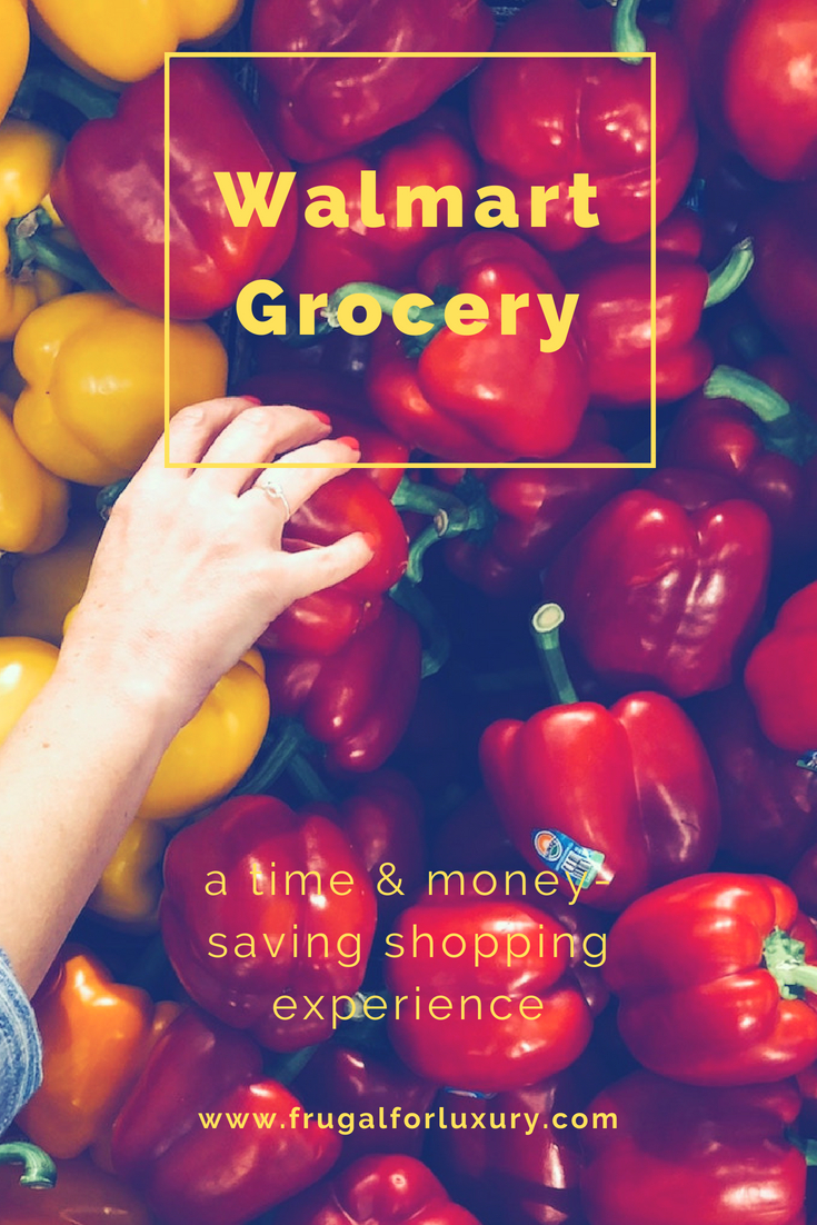 Walmart Grocery and its benefits. A time and money-saving shopping experience that might change the way your grocery shop forever