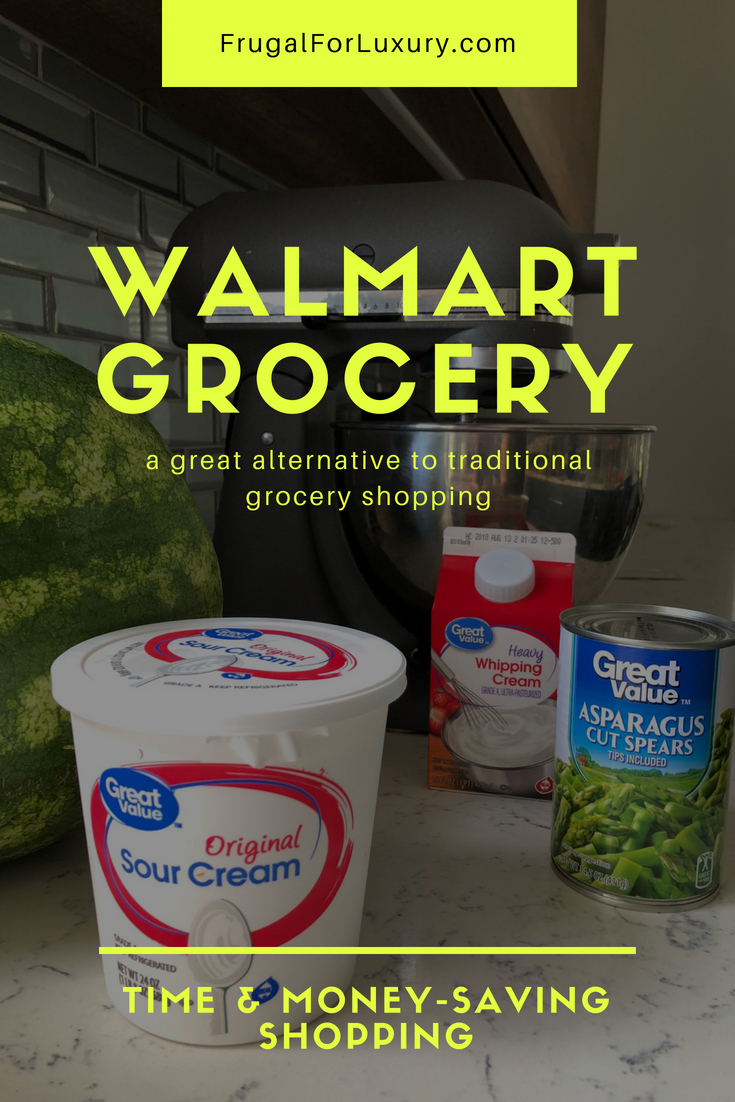 Walmart Grocery - A Time and Money-Saving Experience