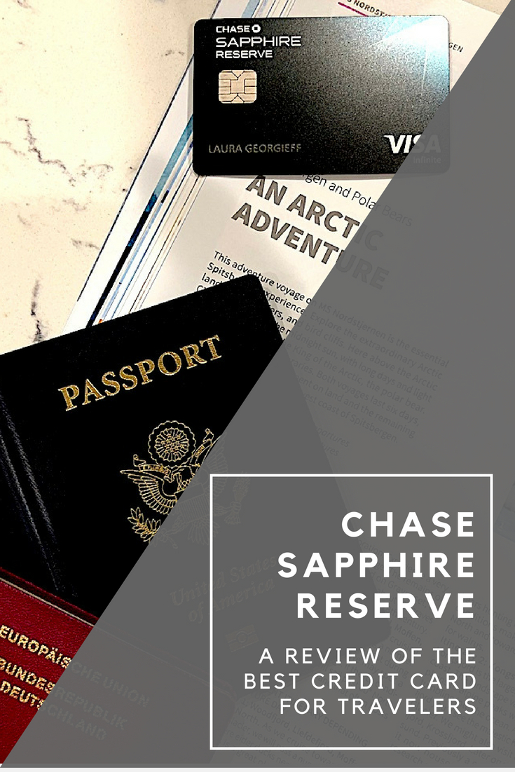 Chase Sapphire Reserve offers one of the most valuable reward program for travelers! #Chase #SapphireReserve #TravelRewards #CreditCard #TravelCreditCard #ChaseShapphireReserve #BestCreditCard #TravelCard
