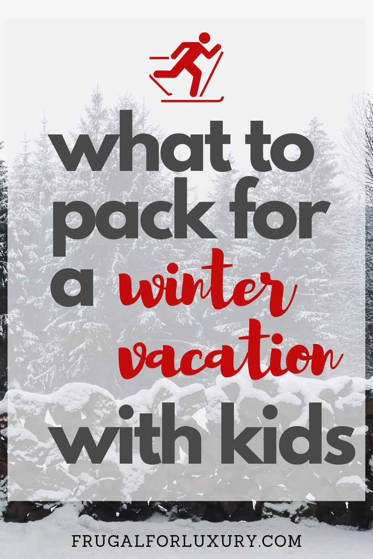 How to Pack for a Snow Vacation with Kids | Packing tips | Snow vacation | Winter vacation | Snow trip | Mountain trip with kids | Family travel | Packing tips | Travel tips | #packingtips #traveltips #snowvacation #wintervacation #snowtripwithkids #snowvacationwithkids #familytravel #familytraveltips #whattopack