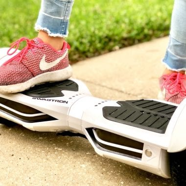 Taking Outdoor Fun From Ordinary To Extraordinary with a Swagtron Hoverboard - Swagboard T380 | Swagtron Hoverboard | Hoverboard for kids | Christmas gift ideas | Gifts for kids | Outdoor fun | Gift for active kids | #swagtron #swagboard #swagboardT380 #hoverboard #activekids #parentingtips #giftsforkids #christmasgifts