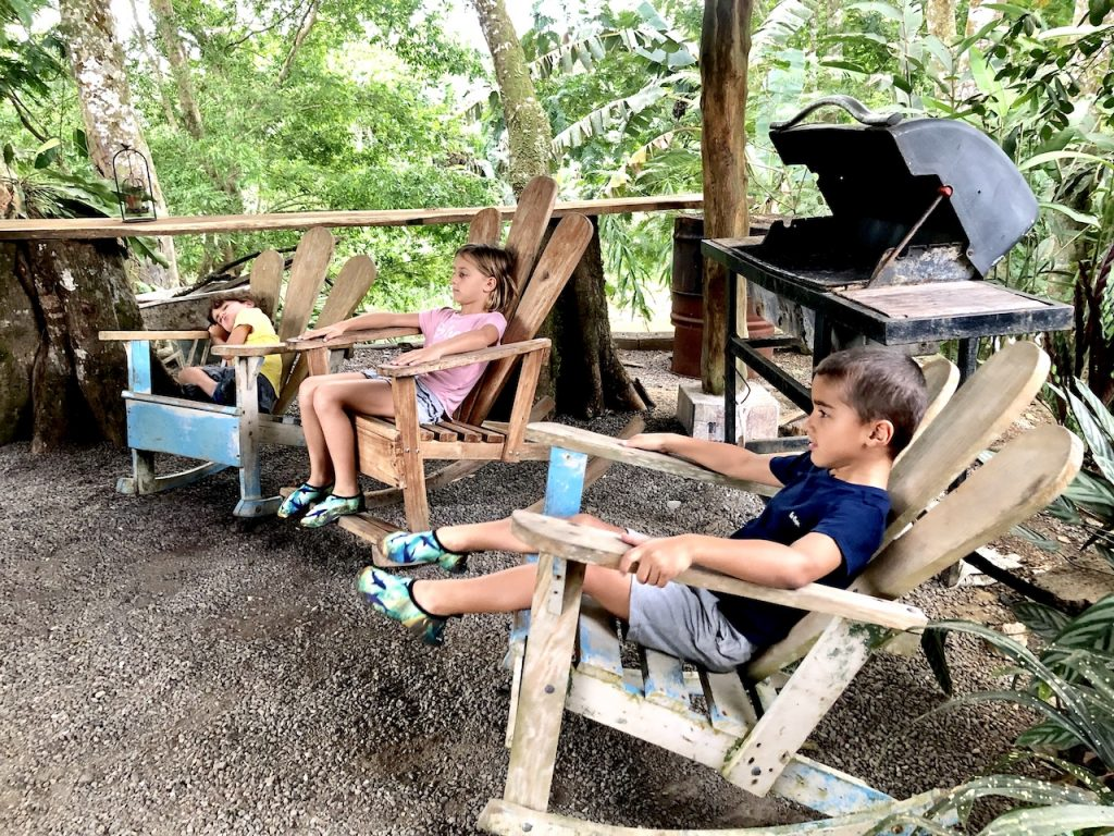 Costa Rica Family Adventure in La Fortuna - with Desafio Adventures | Family friendly tour in Costa Rica | Kid Friendly Costa Rica | La Fortuna, Costa Rica | Safari float in Costa Rica | River Safari | Iguanas in Costa Rica | Crocodile in Costa Rica | Costa Rica with Kids | #costarica #costaricawithkids #familytravel #familytravelblog #desafioCR #desafio #desafioadventures #costaricatour #travelingwithkids